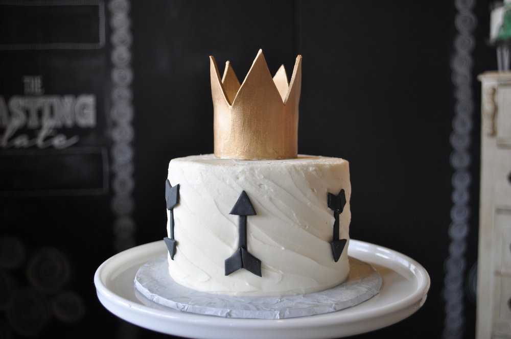 Crown:Arrow Cake.jpg