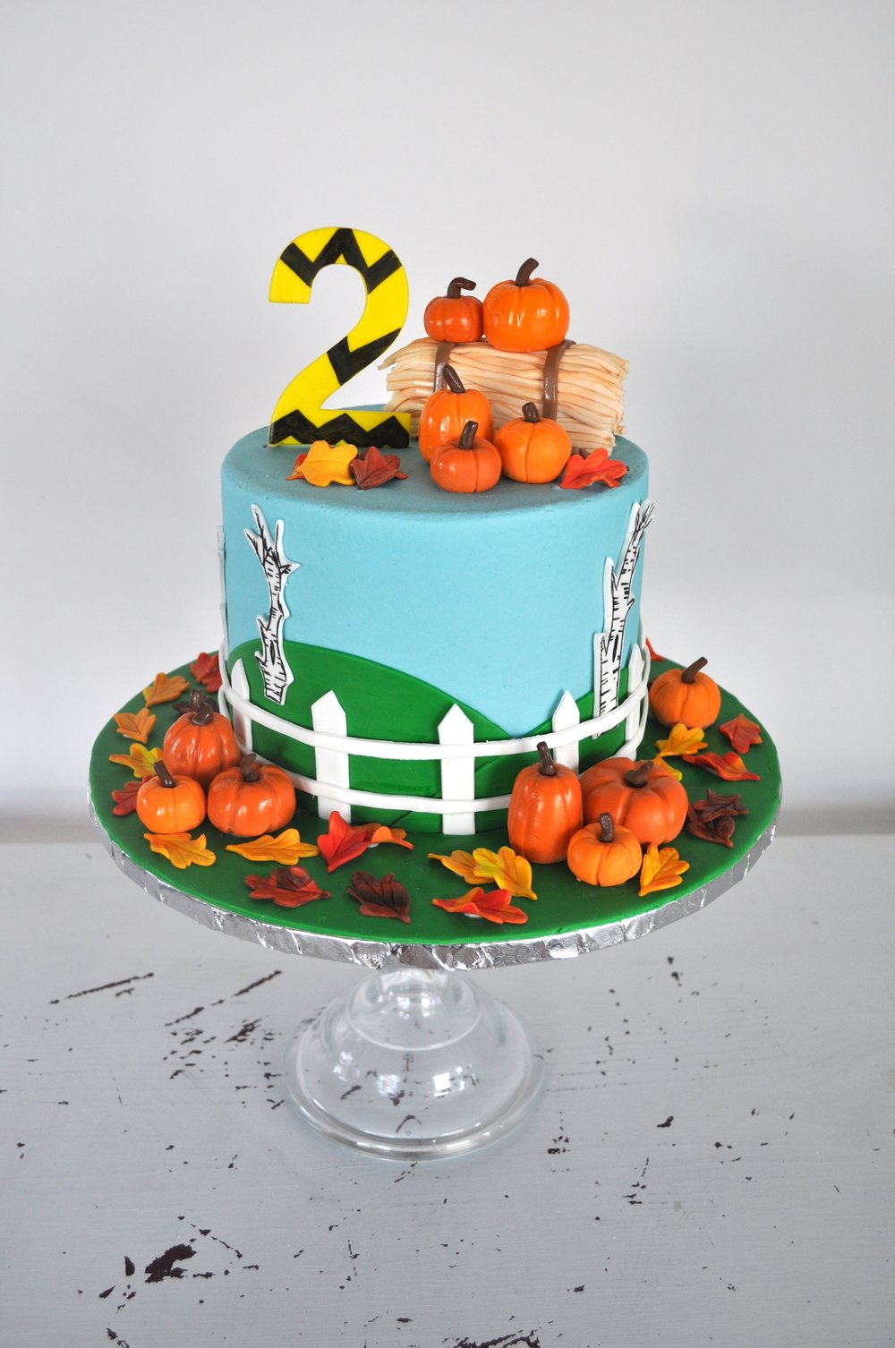 Great Pumpkin Charlie Brown Cake.jpg