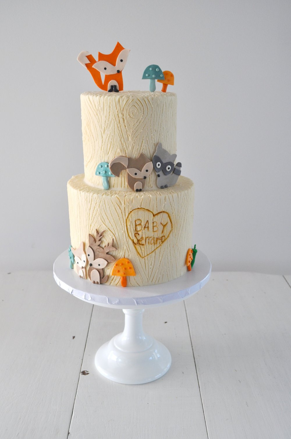 Sugar Bee Sweets Bakery Dallas Fort Worth Wedding Cake