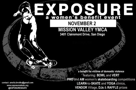 Exposure, a women's benefit event
