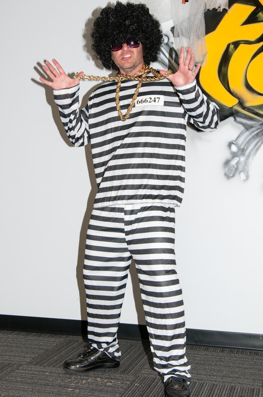 Joel - jailbird