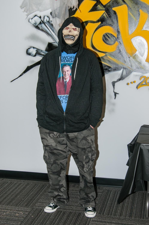 Shane - Skull man