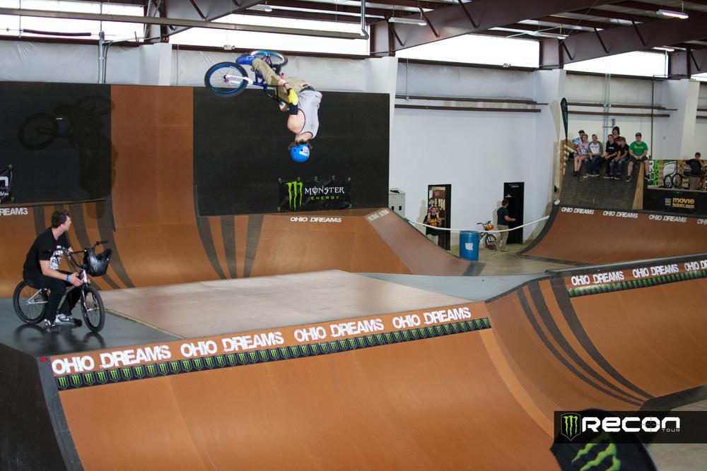 Trent Twerk's amazing 360 flip