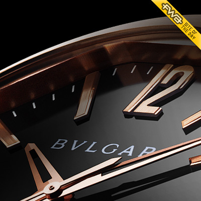 Bulgari Octo Site mobile