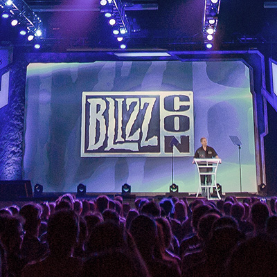 Blizzard Road to BlizzCon Europe 2015 Site responsive