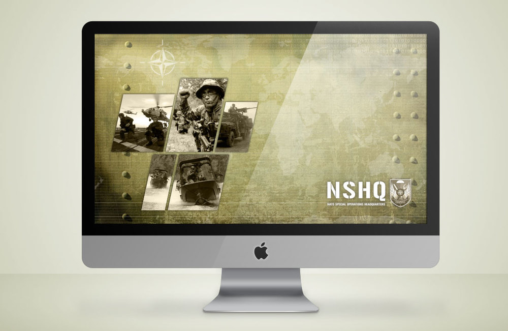 NATO SOF Screen Wallpaper