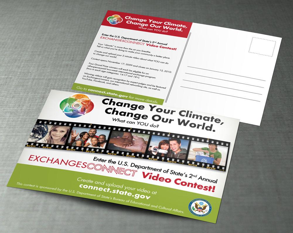 Postcard Mailer