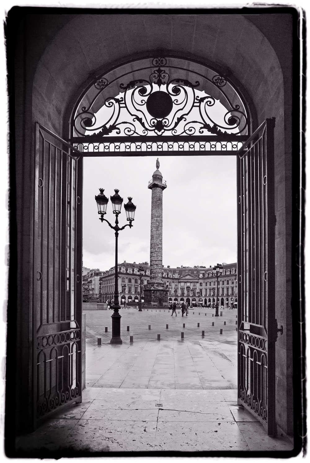 Colonne Vendôme, Paris France