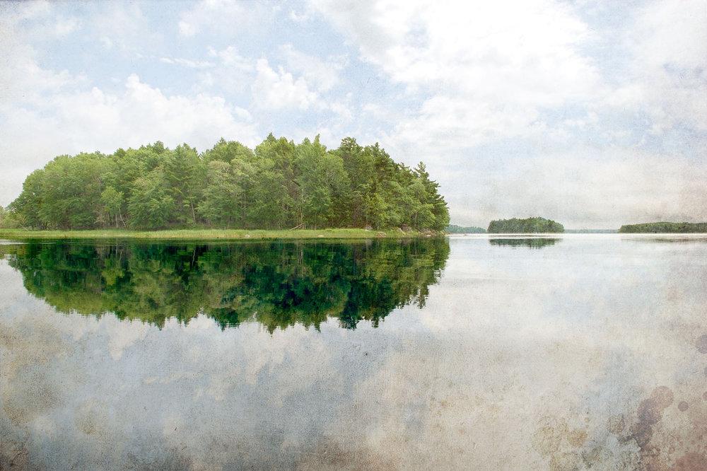 Kejimkujik Lake, NS, Canada