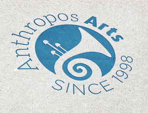 ANTHROPOS ARTS LOGOS + PRINT AD