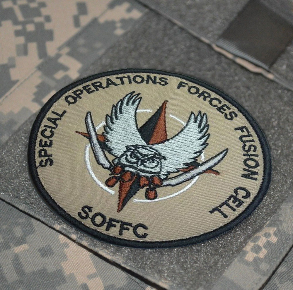 SOFFC Embroidered Patch
