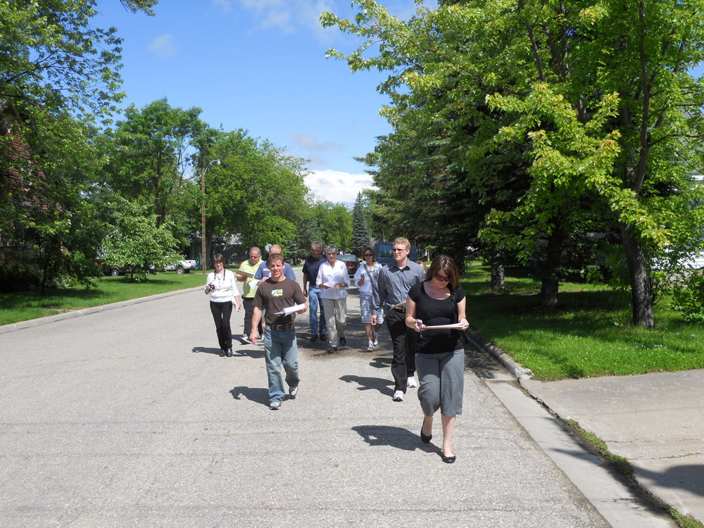2010 - Walk Audit.JPG