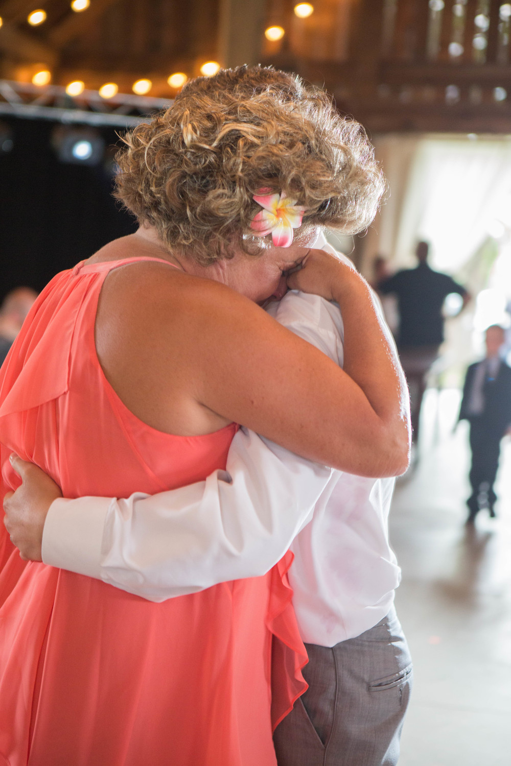This Mother-Son dance had me in tears! So much love!!