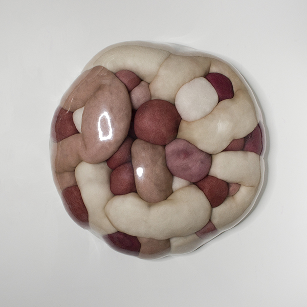 "Emily Elhoffer   ""In the Flesh"", a solo show by Emily Elhoffer, explores superficial and dynamic relationship between body and mind through a series of wall relief sculptures. Elhoffer engages with the body as an extension of identity, and investigates its systems as metaphors for psychological experiences.   https://www.emilyelhoffer.com/   Opening reception Saturday, February 9, 7:00pm-10:00pm."