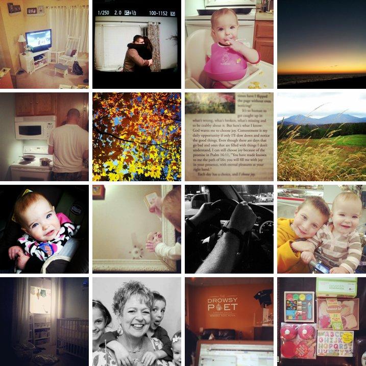 instagratitude collage