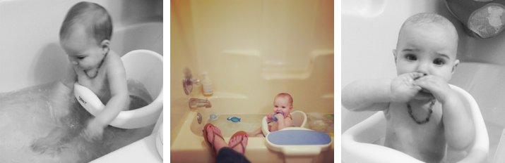 0-12 Months Munchkin Sit And Soak Baby Bath Tub White Convenience Goods