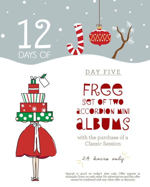 12 Days of Joy Day 5