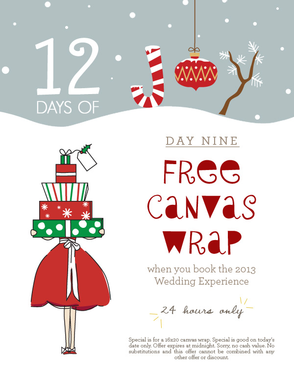 12 Days of Joy - Day 9