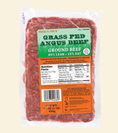 Trader Joe's Ground Beef