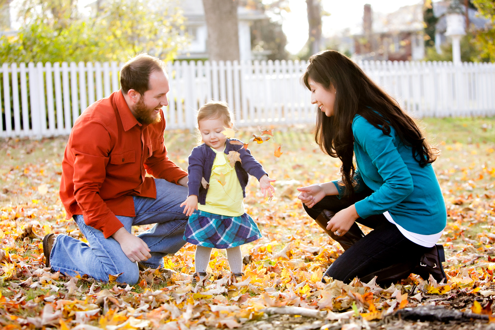 Fall Mini Sessions (a variety of families)