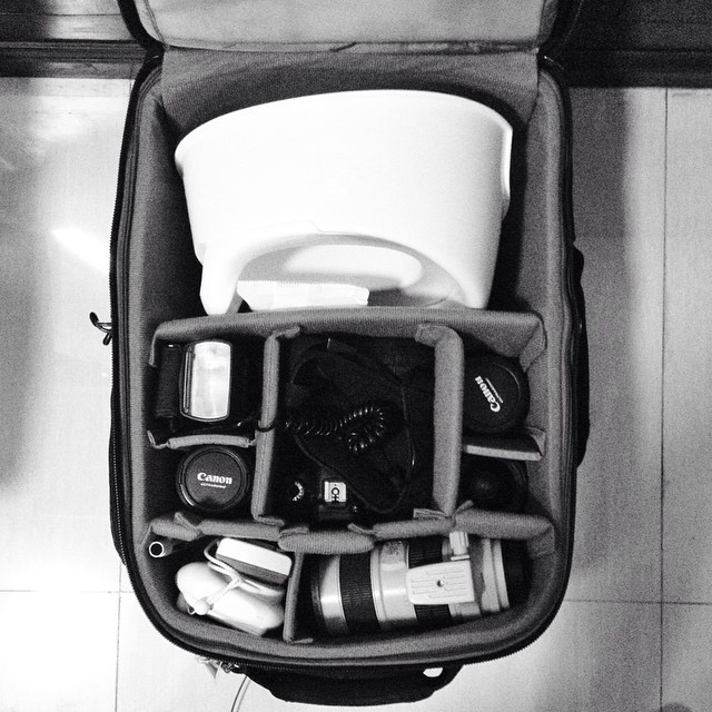 My daily camera bag