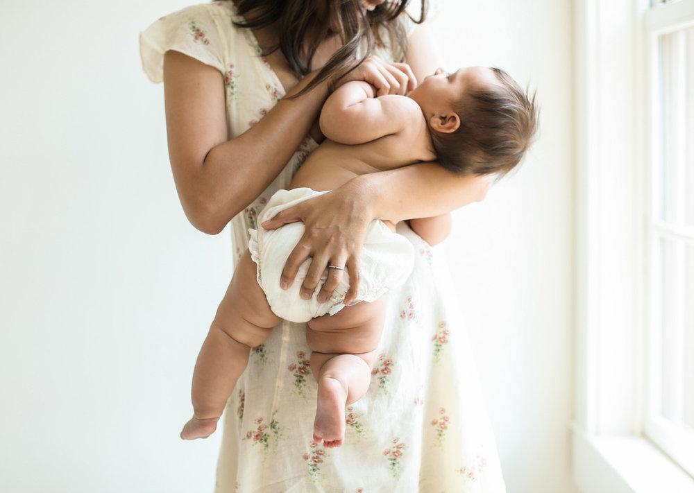 Joanna & Baby - mommy & me