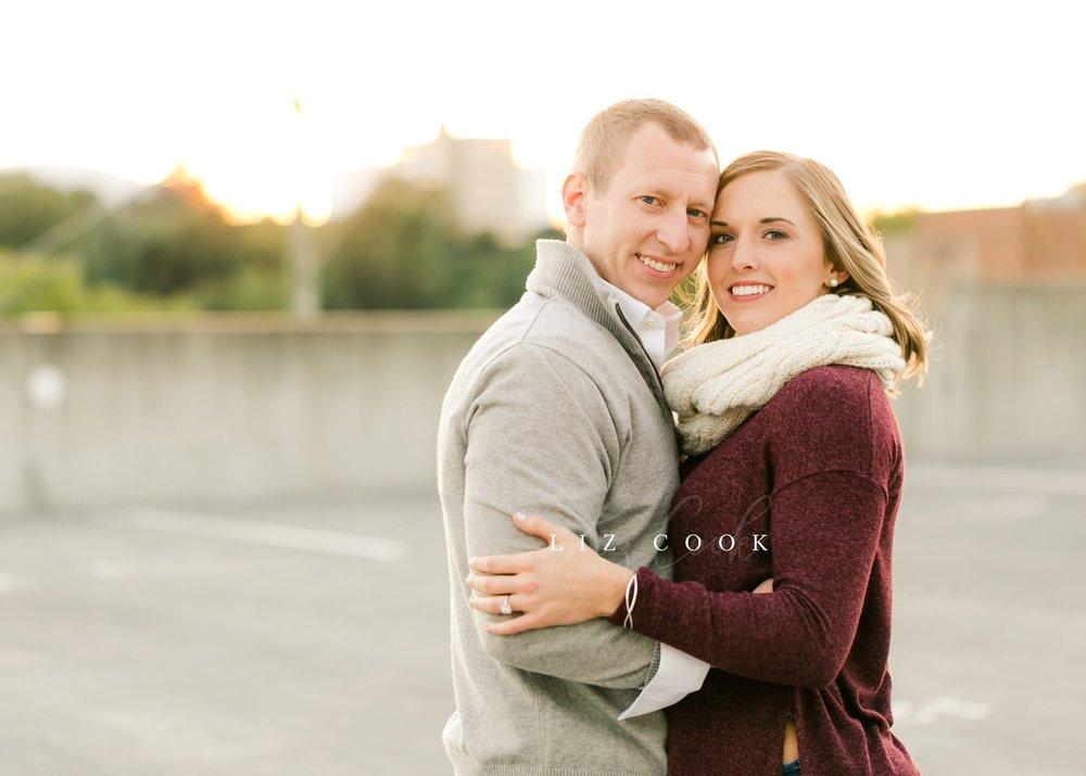 Rory & Jenna - Lynchburg Wedding Photographer