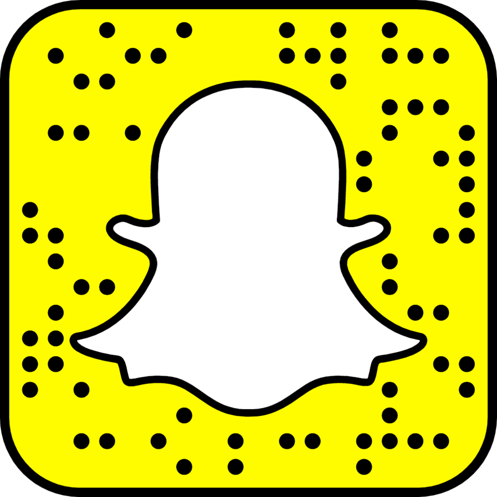 Add me on snapchat by scanning my snapcode.