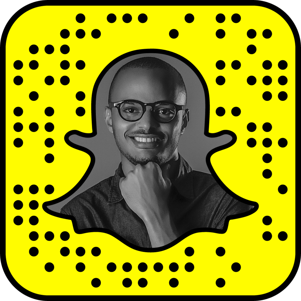 Scan My Snapcode To Add Me on Snapchat