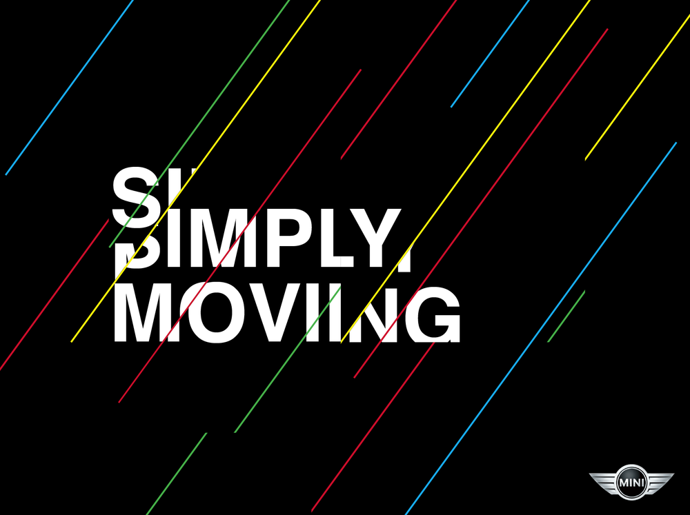 Mini Simply Moving Festival Teaser Poster