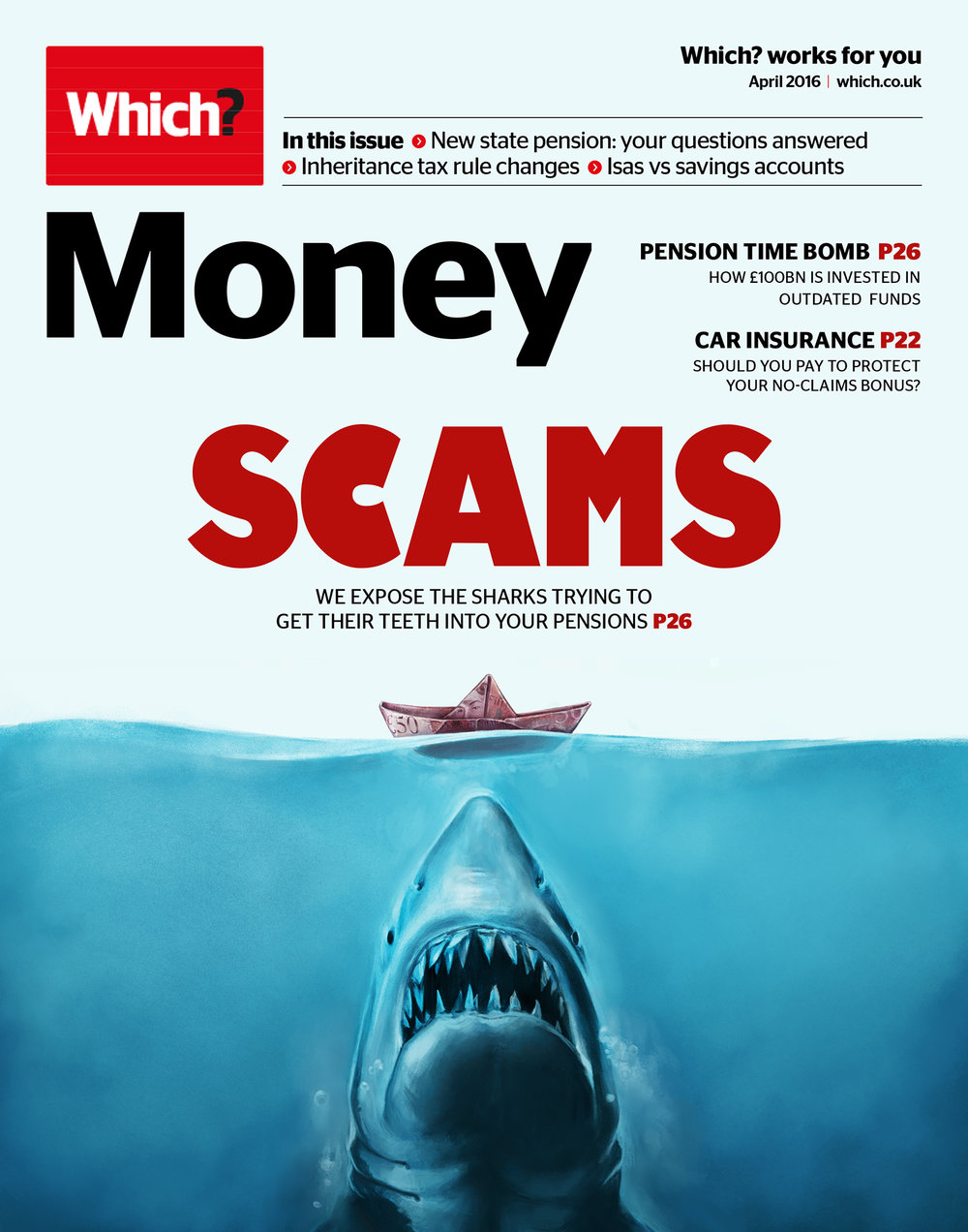 Which? Money - Scams