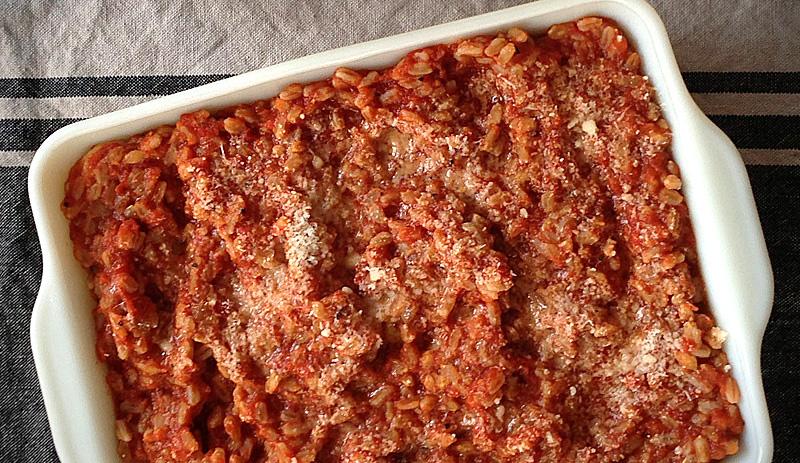 Nonna's Sweet Farro al Pomodoro