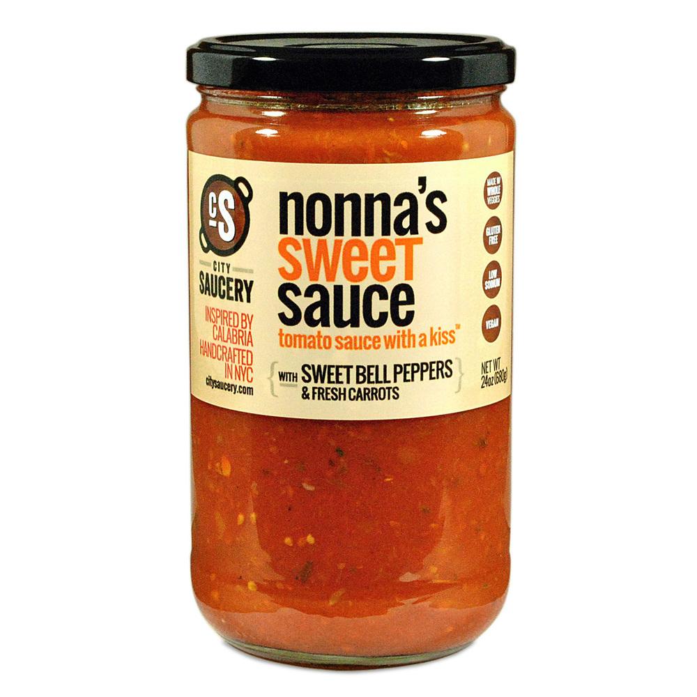 Nonna's Sweet Sauce 24oz.
