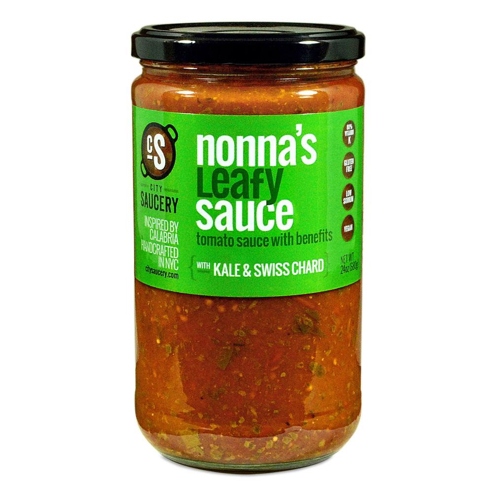 Nonna's Leafy Sauce 24oz.