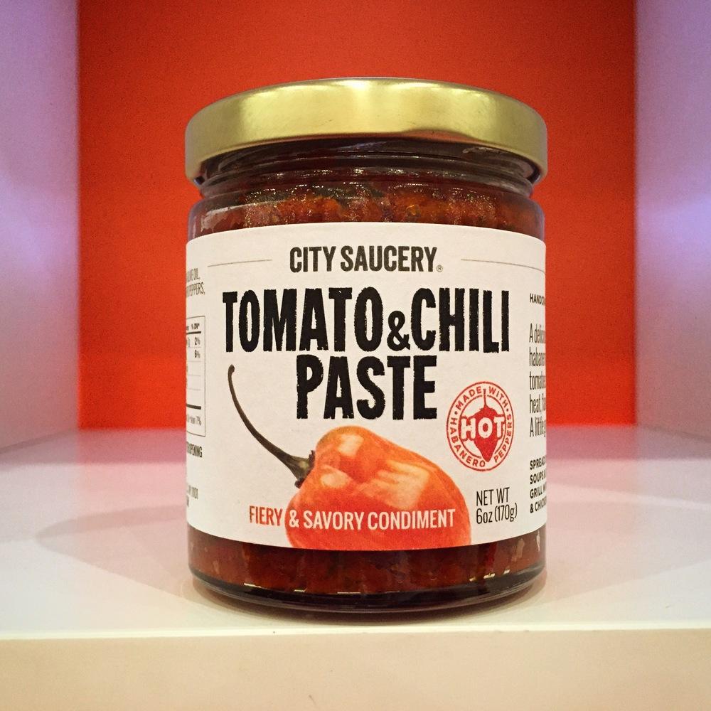Tomato Chili Paste