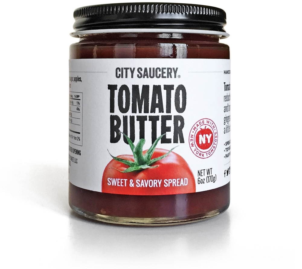 Tomato Butter by City Saucery