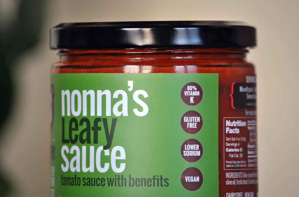 Tomato sauce with benefits.