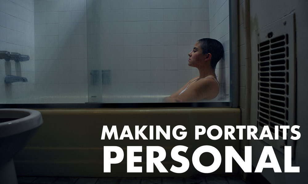 Making Portraits Personal Workshop