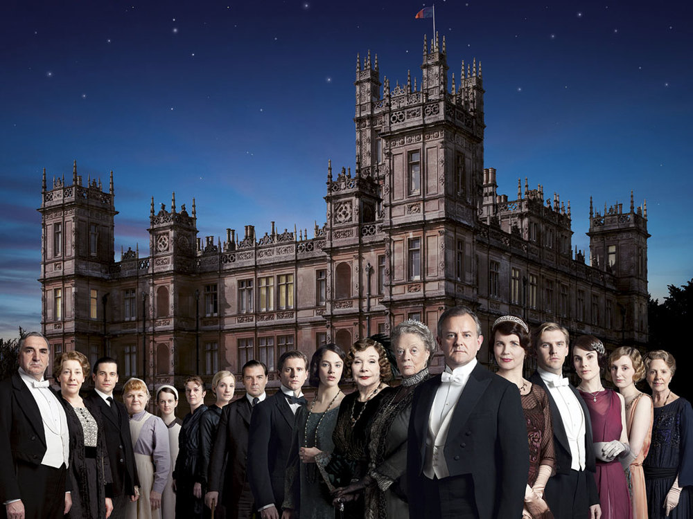 How much does it cost to run downton abbey?