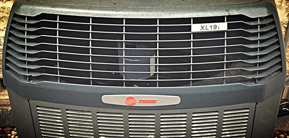 Trane XL19i air conditioner