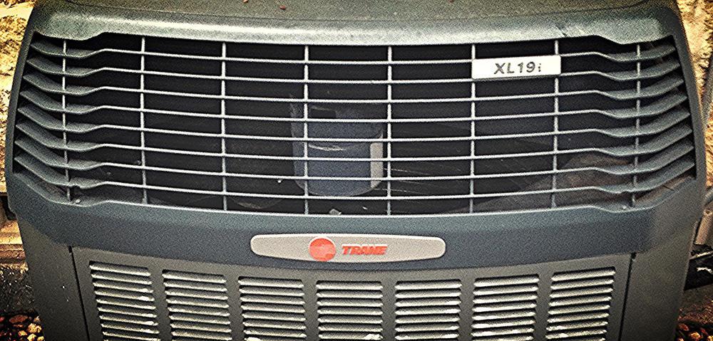 Trane XL19i air conditioner
