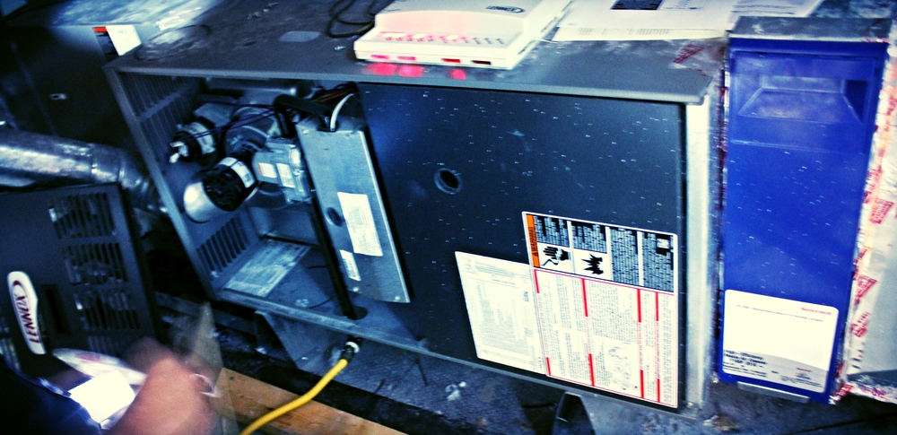 5 ton Lennox furnace repaired in houston tx