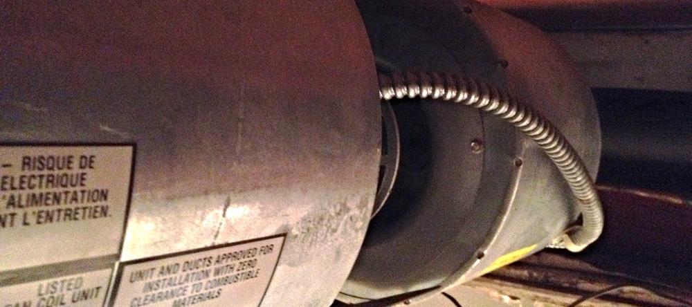 first company furdown air handler