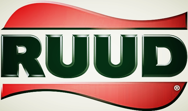 ruud logo mission air conditioning