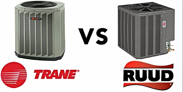 Comparison Of Ruud And Trane Ac Efficiencies