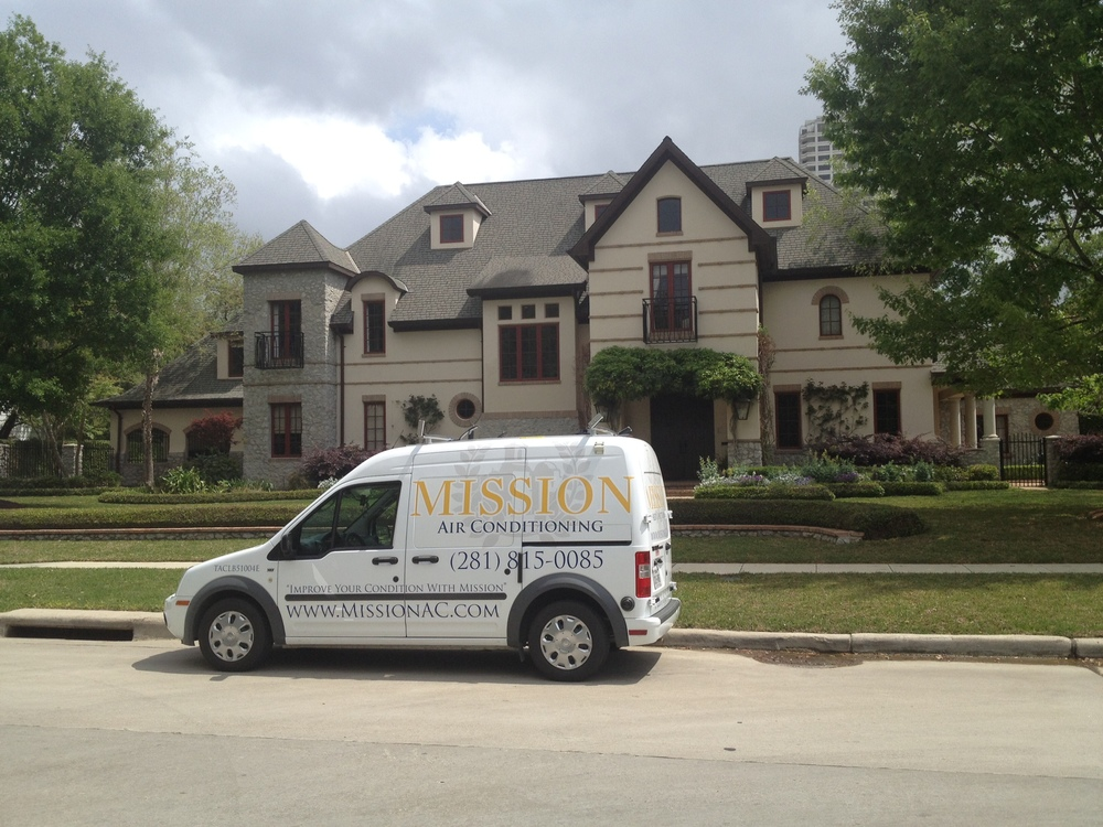 Mission Air Conditioning in River Oaks