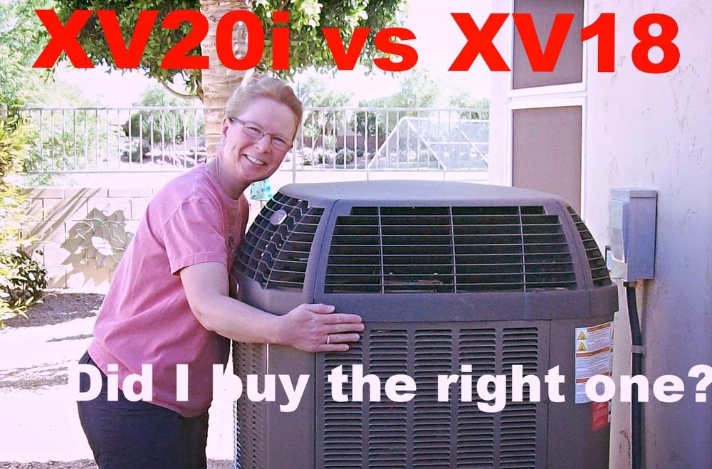 Xv20i Vs Xv18 3 Reasons Why The Xv18 Is The Better Buy