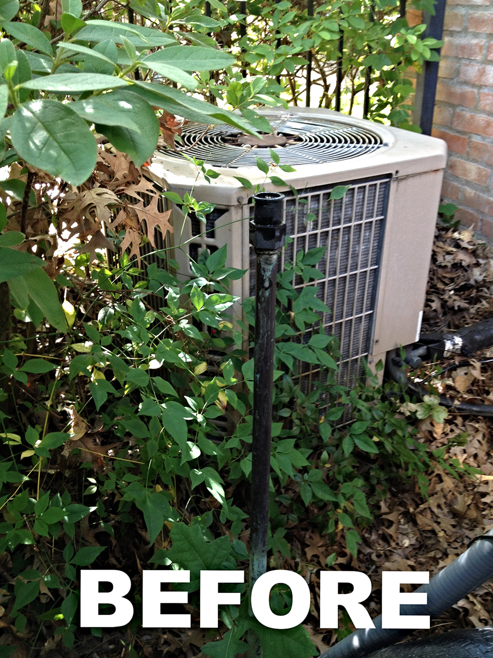 Old York AC Condenser - 1986