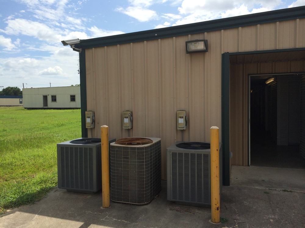 2 new and one old condenser - Ruud 3 phase 13 SEER 5 ton Condensers