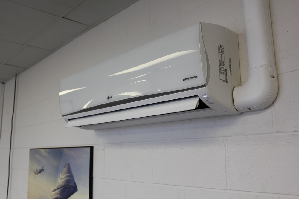 Image Result For Ductless Ac Installation